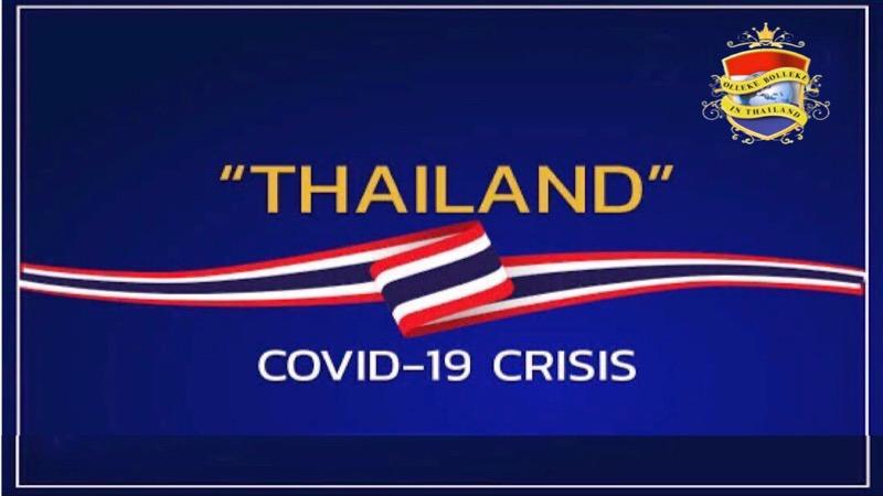 De tweede Covid19 golf in Thailand is grotendeels onder controle, aldus de Thaise gezondheidsdienst