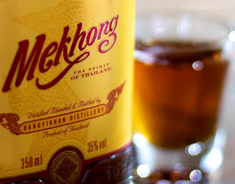 Thaise Mekhong whisky – wat het is en wat het niet is!