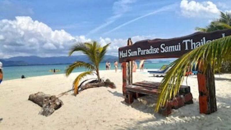 Het paradijselijke vakantie eiland Koh Samui rekent op herstel in het derde kwartaal