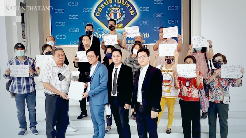 Onderzoek naar medewerkers Thai Airways IVM fraude valse doodsverklaringen
