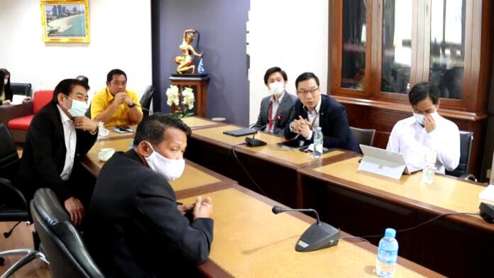 Pattaya en Toyota starten proef met elektrisch openbaar vervoer