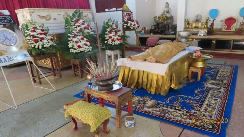 Thailand betreurt het eerste overlijdensgeval van een arts die deze morgen aan het Covid19 virus stierf