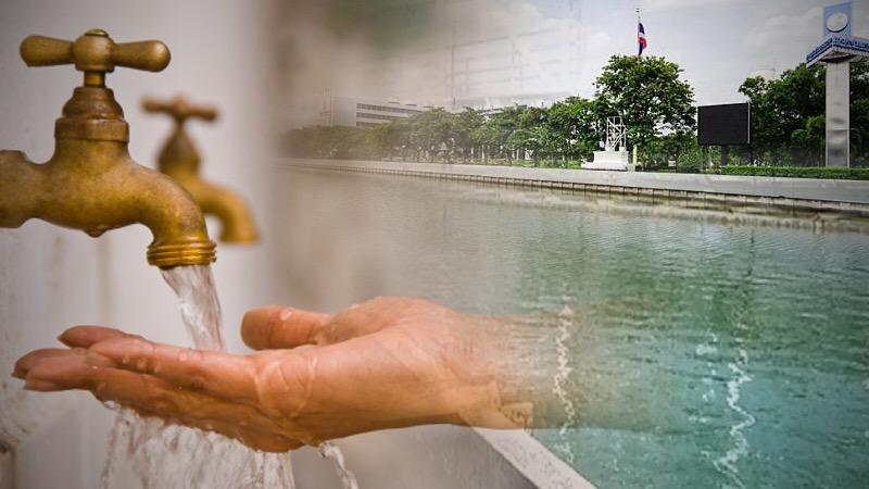Het MWA van Bangkok liet weten dat het kraanwater tot volgende week zout is