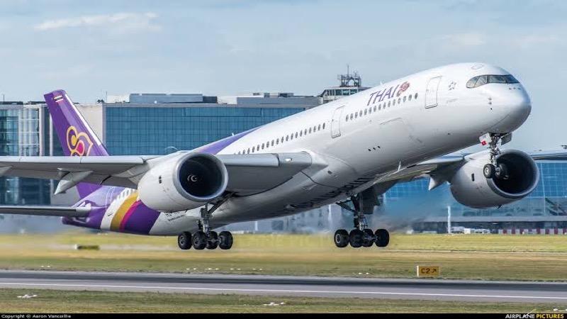 Thai Airways vliegt vanaf juli weer op België aan!
