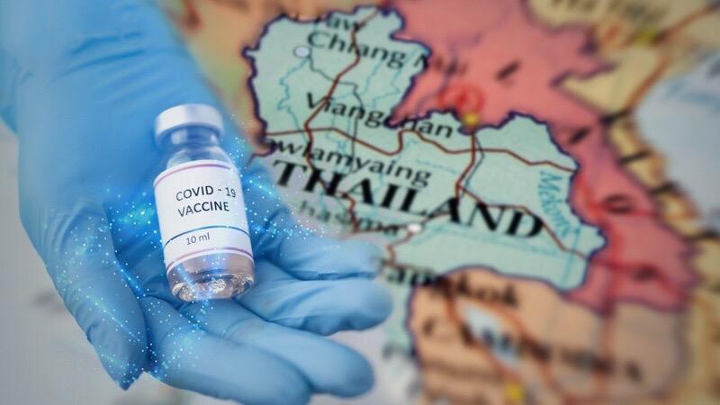 Het Thaise Ministerie maakt het Covid-19-vaccinplan voor de eerste 2 miljoen doses bekend
