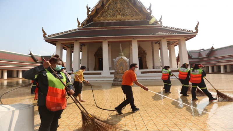 De Zuid-Afrikaanse virusvariant heeft Thailand bereikt