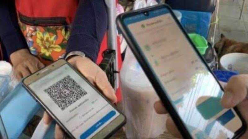 """Om naar Thailand te gaan is men verplicht de """"Thailandplus Track & Trace"""" app te gebruiken"""