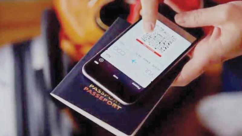 """De speciaal ontwikkelde """"Travel Pass"""" -app komt in maart, deze zal het reizen ietsje makkelijker maken"""