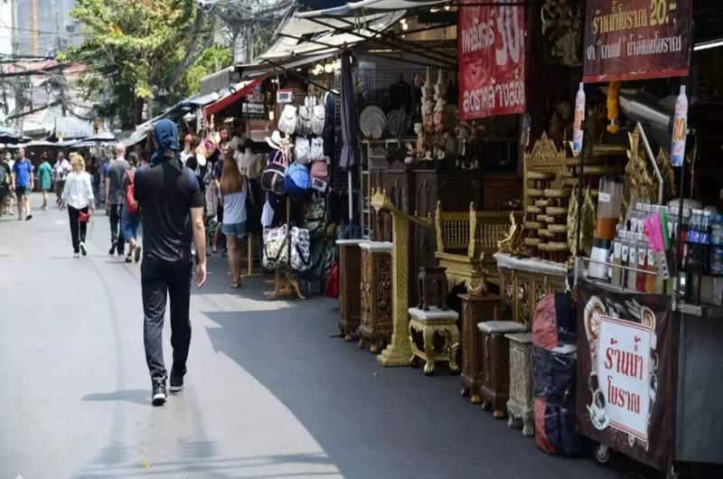 Thailand erkent dat wildmarkten gevaarlijk kunnen zijn voor mensen