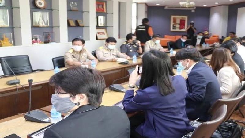 Volgende maand gaat de stad Pattaya proefritten met elektrische voertuigen maken
