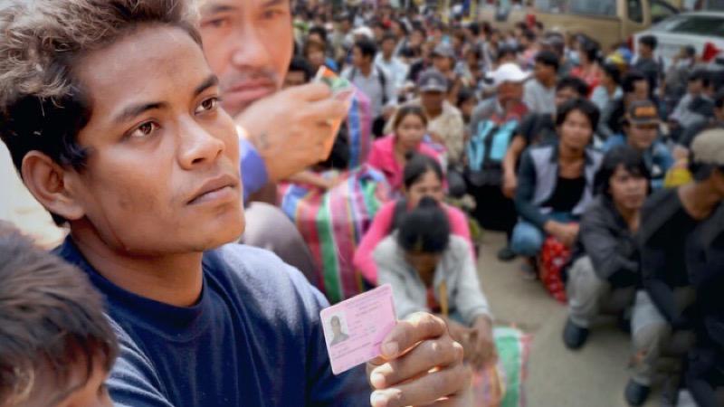 Duizenden illegale arbeidsmigranten hebben zich voor legaal werk laten registreren