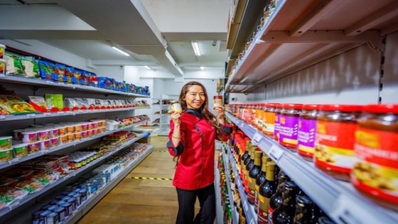 Mechelse binnenstad heeft voortaan ook Aziatische supermarkt