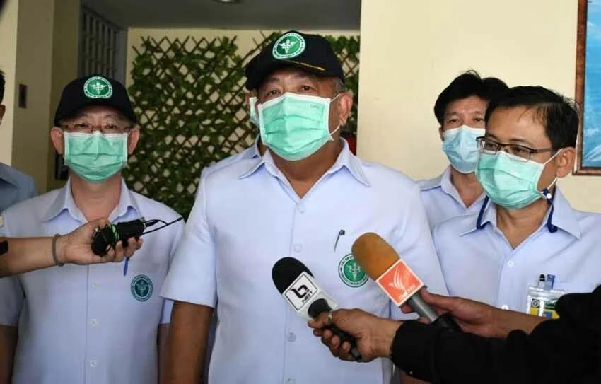 Gezondheidsdienst Samut Sakhon neemt drastische maatregelen om het Covid19 virus te beteugelen door 7 fabrieken te sluiten