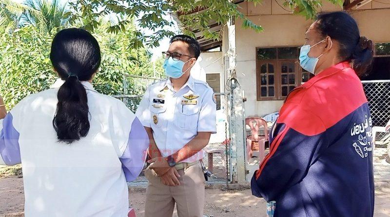Lerares in de Thaise provincie Buriram slaat leerling het ziekenhuis in