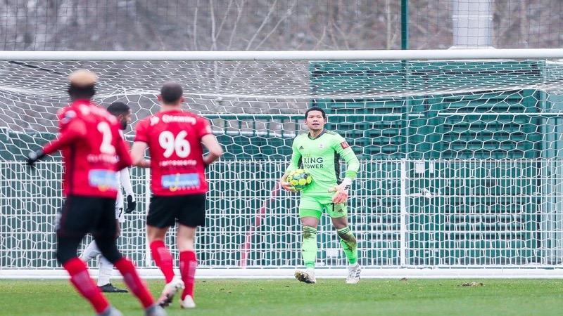 """De Thaise voetballer van OHL, Kawin Thamsatchanan blijft enorm ambitieus: """"In Europa spelen blijft mijn grote droom"""""""