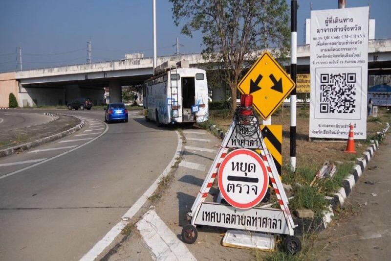 De provincie Chiang Mai stopt met het screenen van reizigers na 43 dagen zonder openbaringen van Covid19 infecties