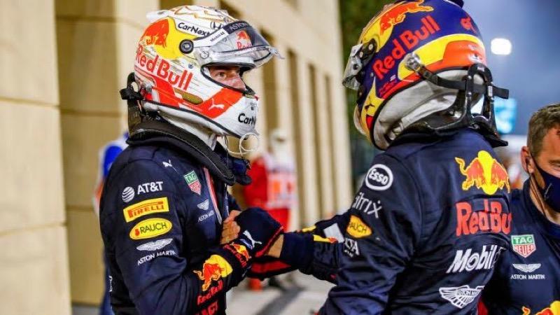 Alexander Albon wilt volgend jaar weer als fulltime Red Bull-coureur van de partij zijn