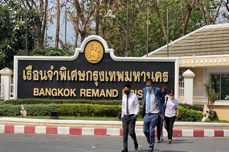 De gevangenisdirecteur van Bangkok onthult hoe de gevangenis voor acht prominente politieke gevangenen was