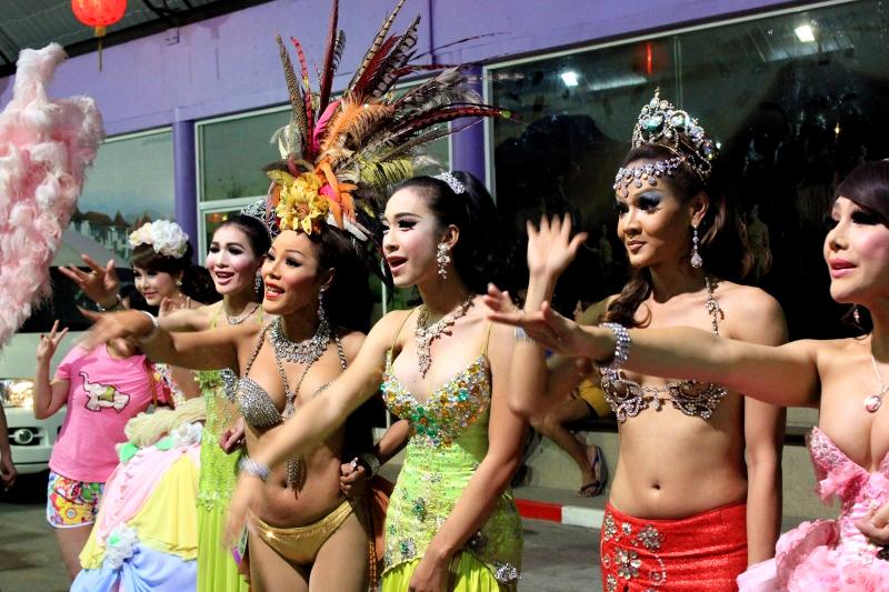 Betere medische hulp voor Transgenders in gevangenissen Thailand