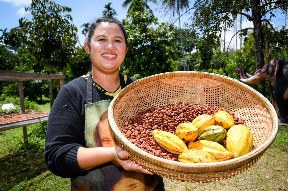 De Chocolade van Nakhon Si Thammarat