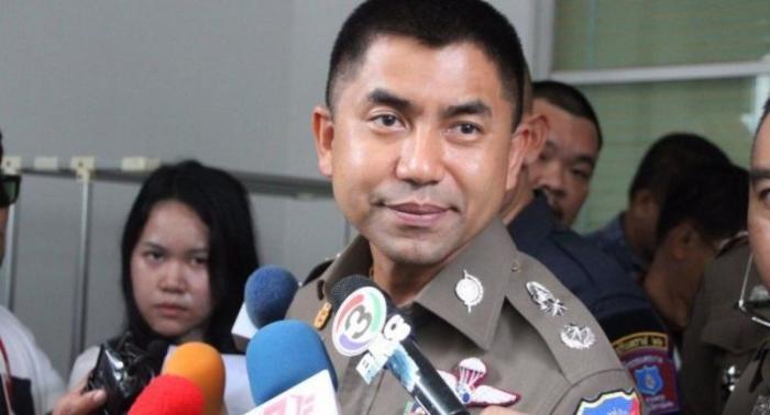 """""""Big Joke"""" nu officieel terug achter zijn bureau van de landelijke politie"""