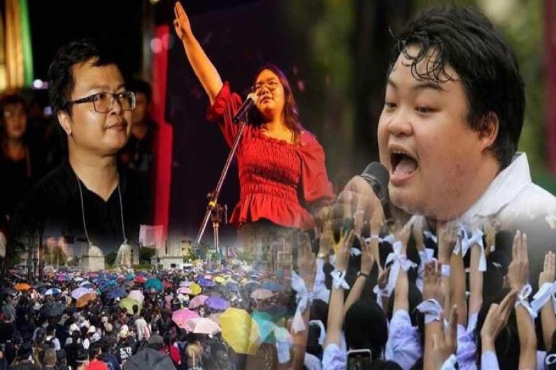 Bekende protestleider in Thailand wordt niet op borgtocht vrijgelaten