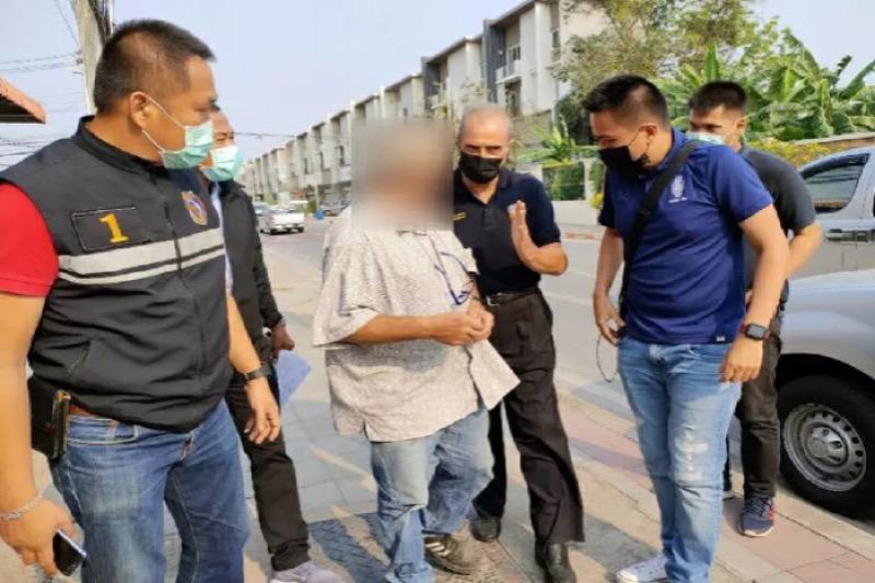 Italiaanse man in Bangkok opgepakt voor misbruik van een driejarig meisje