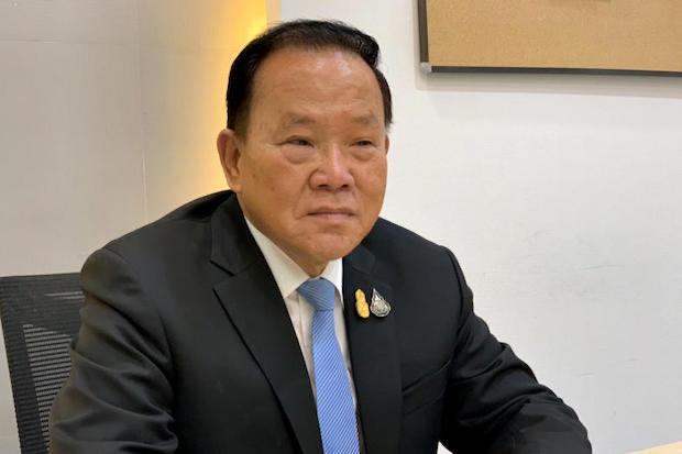De regering van Thailand keurt een nieuw economisch hulppakket goed