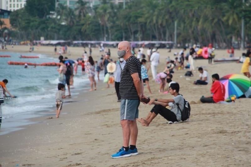 Het percentage weekendtoeristen is in de kustplaats Pattaya met 30 procent gestegen