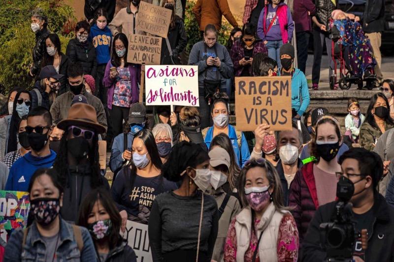 Aziaten voelen zich vogelvrij in de VS