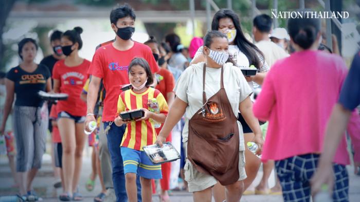 Thailand staat op de 48e plaats van de gelukkigste landen ter wereld