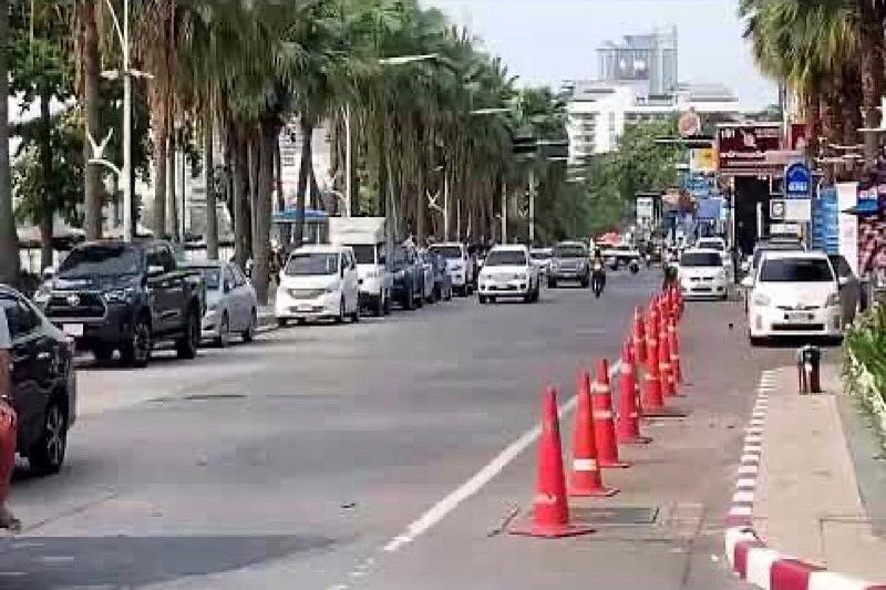 VIDEO | Een blik op Beach Road in Pattaya en een korte babbel over toenemend binnenlands toerisme!