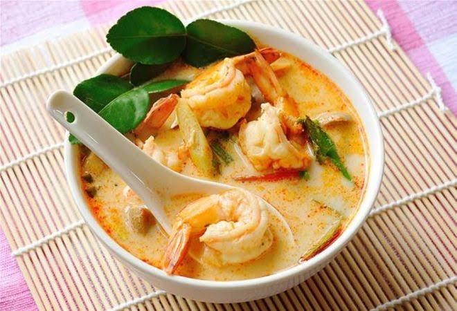 """Het wereldbekende Thaise gerecht """"Tom Yum Kung"""" genomineerd voor cultureel erfgoed van UNESCO"""