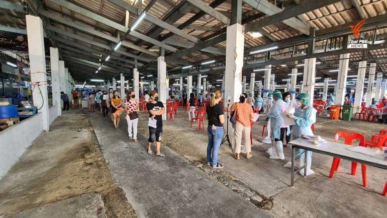 Vaccinatieronde van start in Bang Khae-district