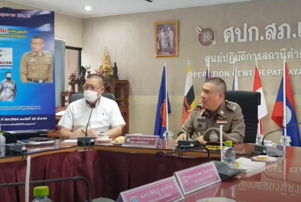 Russen in Pattaya gearresteerd wegens vermeende verkoop van valse bankafschriften voor pensioenvisa