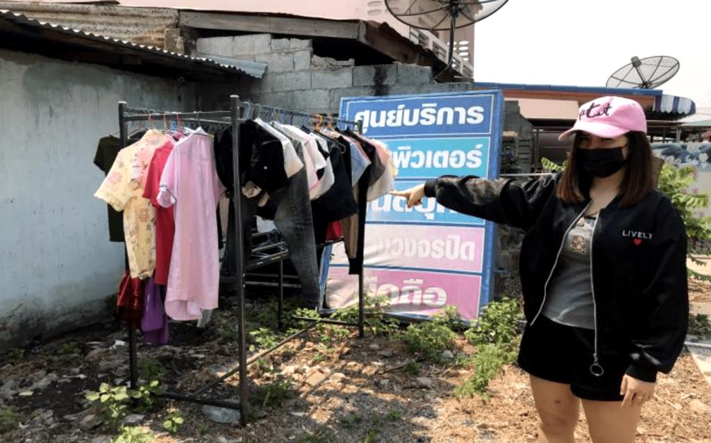 Serial slipjesdief slaat toe in Suphanburi – video