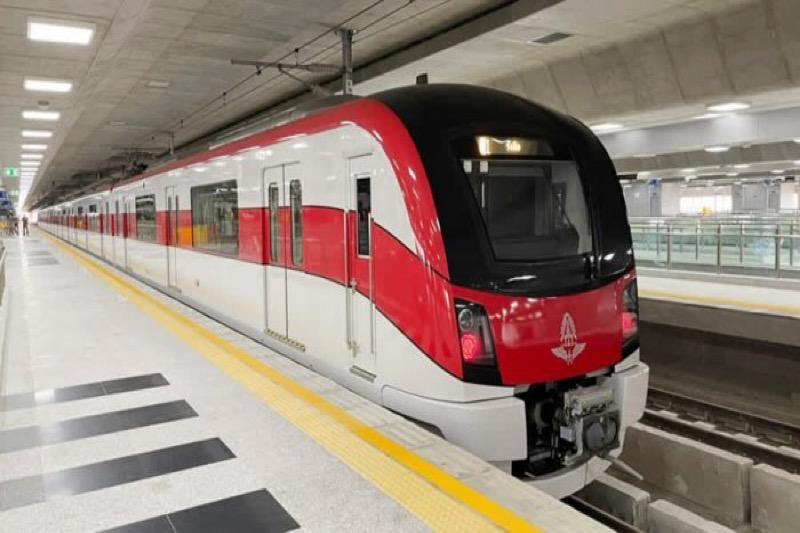 """De """"Red Line"""" in Bangkok start op 26 maart met testritten"""