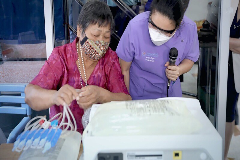 Nieuw dialysesysteem in Thailand biedt nieuw leven aan nierpatiënten