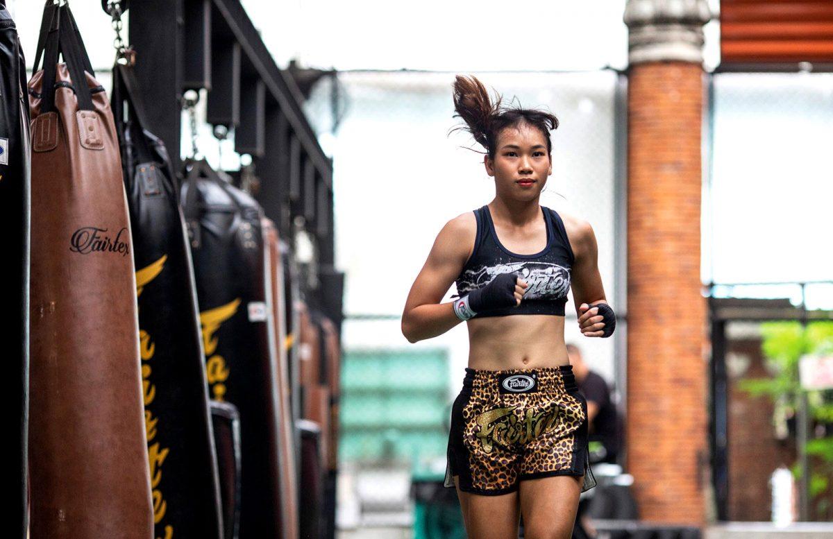 Muay Thai boxen onderdeel Europese Olympische Spelen 2023