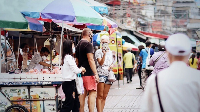 De hoofdstad van Thailand! Bangkok wil meedoen aan het sandbox-plan