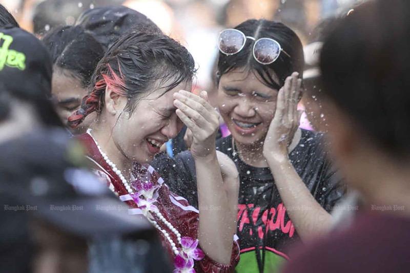 VIDEO | Het Songkran zou de toeristenindustrie van Thailand een boost moeten geven