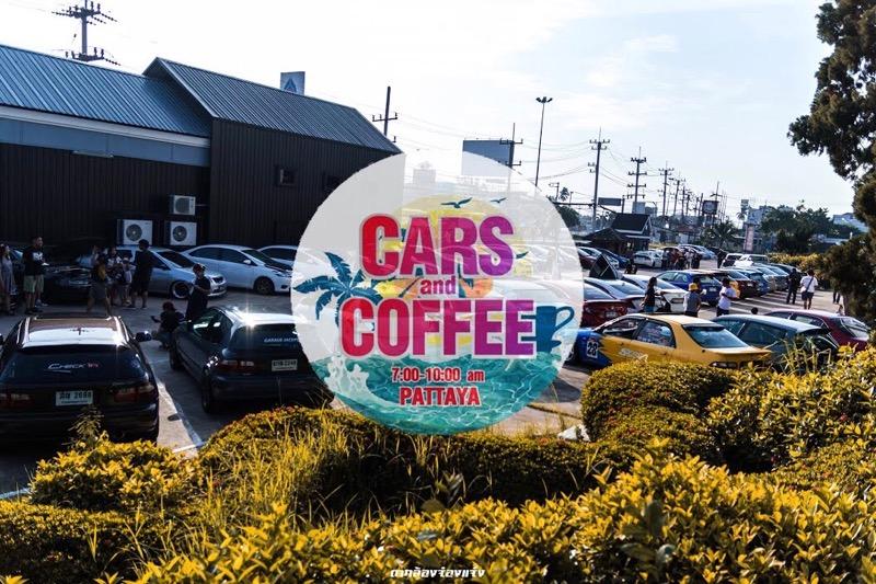 Dit weekend een Cars and Coffee-evenement op de Bali Hai Pier van Pattaya…de toegang is gratis!