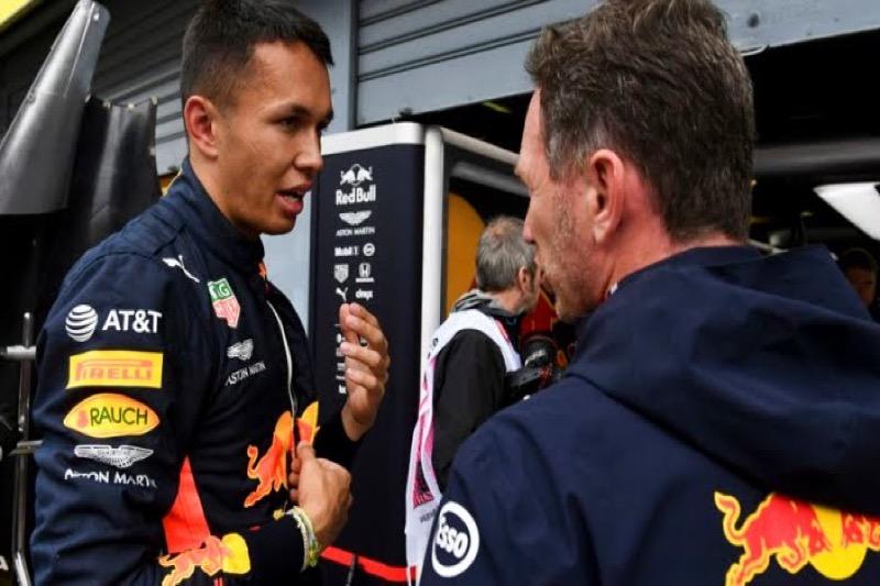Alexander Albon: 'Eerder besluit van Red Bull had geen verschil gemaakt'