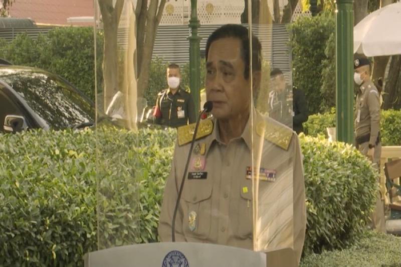 Thaise man gearresteerd voor het lastigvallen van de dochters van premier Prayut