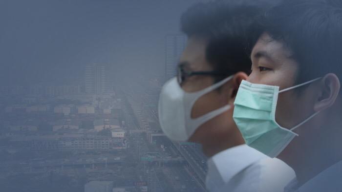 De smog in Thailand eist vele levens, volgens Greenpeace zelfs 14.000 in 2020