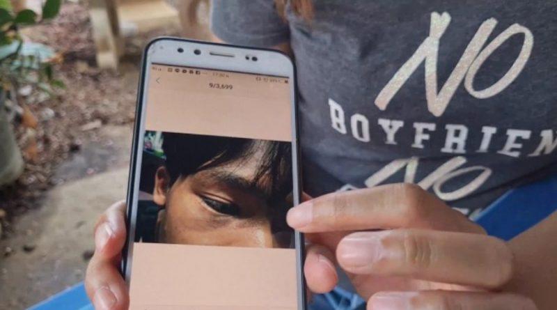 Monnik in Noord Thailand schopt de 16-jarige jongen in het gezicht omdat hij geen eten koopt