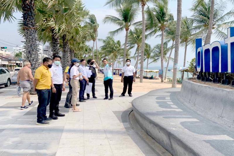 Gemeente Pattaya heeft nog steeds geen ontwikkelingsplan voor Jomtien Beach