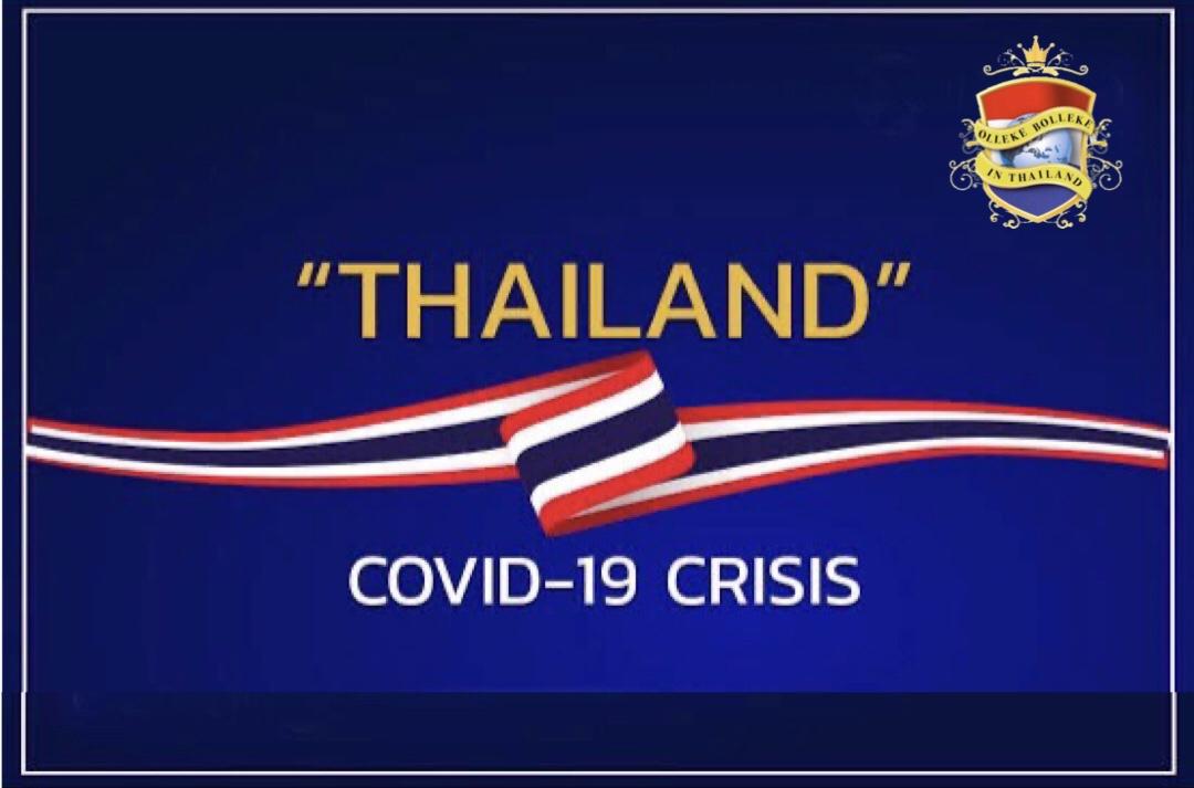 De Thaise regering heeft zojuist de COVID19 maatregelen bekend gemaakt