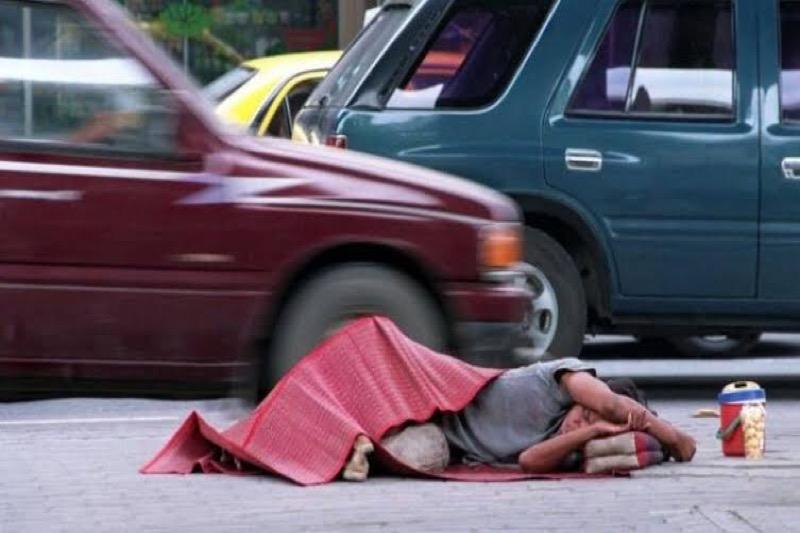 Dramatische toename van bedelaars en daklozen in Pattaya