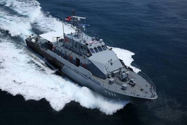 Thaise marine neemt nieuwe kustwachtboten in ontvangst